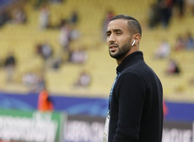 Morocco international Mehdi Benatia.