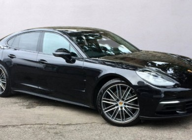 The Porsche Panamera Is More Car Than Youll Ever Need TheJournalie
