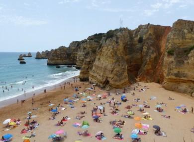 File photo of Algarve
