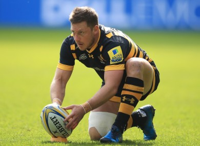 Wasps' Jimmy Gopperth.