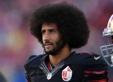 Colin Kaepernick is still without a job.