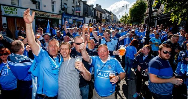 As it happened: Dublin v Carlow, Leinster SFC quarter-final