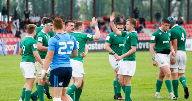 As it happened: Ireland v Scotland, U20 Rugby World Championships