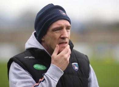 Armagh manager Kieran McGeeney.
