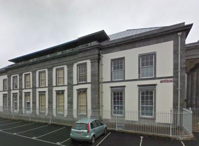Limerick courthouse.
