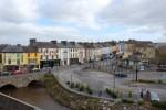 Cahir town, Ireland.