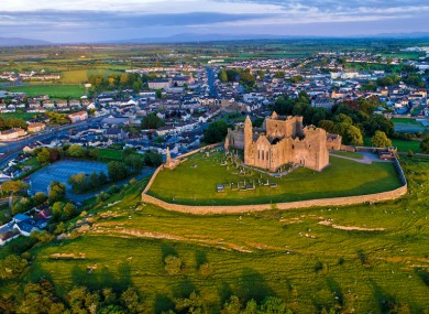 The Rock of Cashel, Co Tipperary - one of the most visited heritage site in Ireland.
