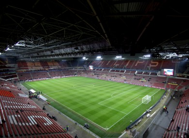 The Philips Stadium