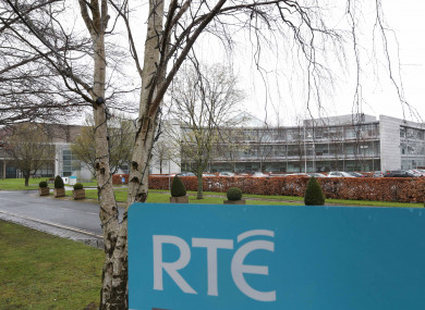 The RTÉ campus in Donnybrook, Dublin 4.