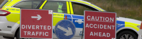Three women killed in three-car crash in Louth this morning