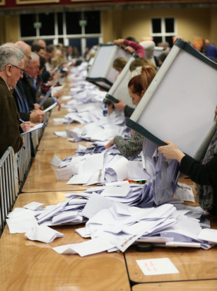 The possible offences relate to last year's Dáil and Seanad elections.