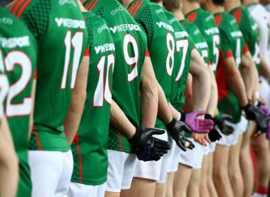 Mayo travel to Ennis tomorrow.