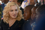 Madonna settles claim with Mail Online after it revealed details of her adoption of twins from Malawi