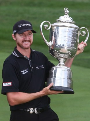 Jimmy Walker won last year's event.