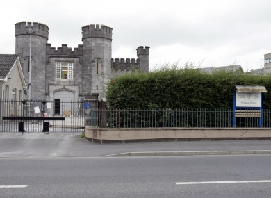 Midlands Prison in Portlaoise.