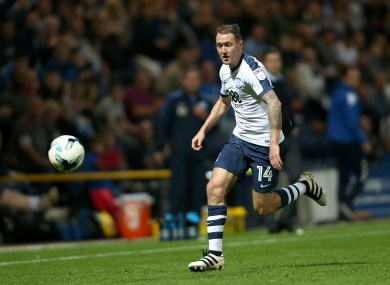 Aiden McGeady (file pic).