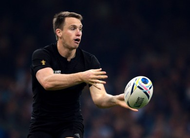 Smith missed the final two Test of the Lions series with an ear problem.