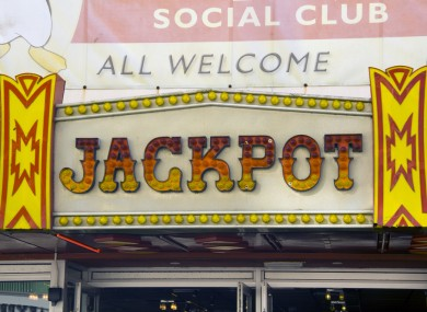 What is the gambling age at san manuel east side cannery casino