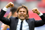 'The desire of last season stays still in our heart' - Antonio Conte