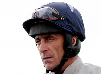 Davy Russell has escaped with a caution.