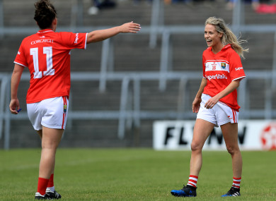 Reigning All-Ireland champions Cork booked their semi-final spot on Saturday.