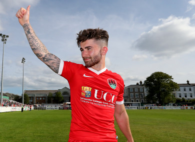 Sean Maguire will be hoping for his first Ireland call-up tomorrow.