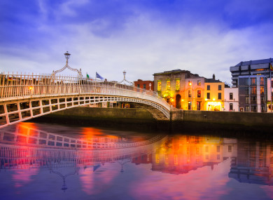 The latest tourism statistics show there was a decline in the number of visitors to Ireland in July.