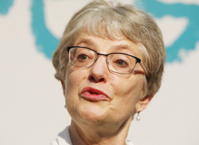Minister for Children and Youth Affairs Katherine Zappone.