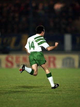 McLoughlin: Windsor Park goal sent Ireland to America.