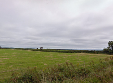 Farmlands in Kilgarriff.