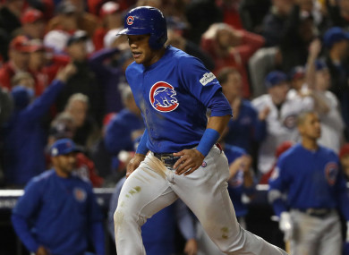 Addison Russell.
