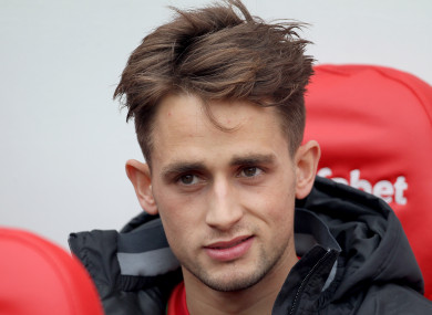 Image result for adnan januzaj