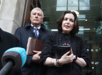 Bank of Ireland's CEO Francesca McDonagh was called in to speak to the Finance Minister recently about the bank's progress in compensating customers.