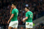 'He still finds stuff to give out to me about, that's just Johnny' -- Conor Murray