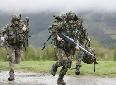 Irish Defence Forces