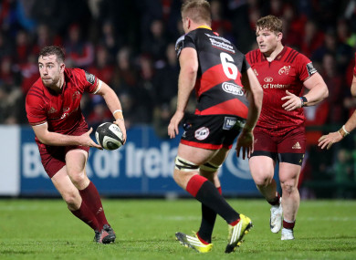 Hanrahan: converted seven from seven against Dragons.