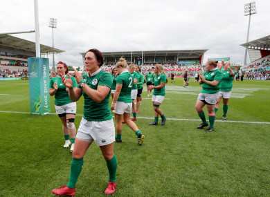 The WRWC did not go to plan for Ireland.