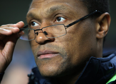 Michael Emenalo has left Chelsea.