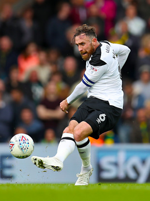 Richard Keogh has impressed at Derby.