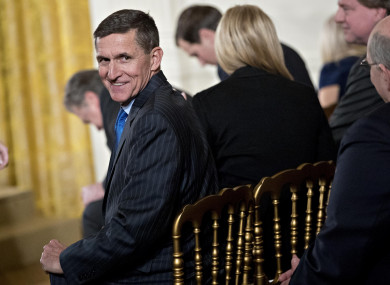 Michael Flynn only lasted a few weeks as Donald Trump's national security advisor.