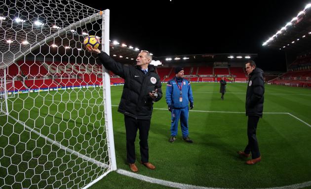 LIVE: Stoke v Liverpool, Premier League