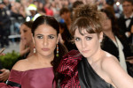 Lena Dunham is facing backlash for defending a Girls writer accused of sexual assault