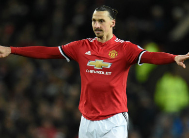 Ibrahimovic has appeared for the most clubs in the Champions League.