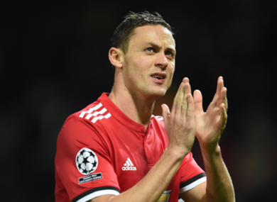 Nemanja Matic (file pic).