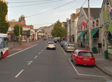 Sheares Street in Cork.