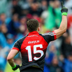A worthy winner of Footballer of the Year and the oldest player since Colm O'Rourke to collect it. Moran played closer to goal this year and Mayo reaped the benefits of his scoring power.<span class=