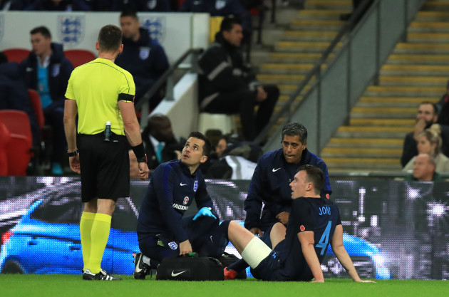 Southgate moves to defuse Jones row as United defender ruled out again