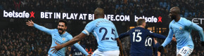 LIVE: Manchester City v Tottenham, Premier League