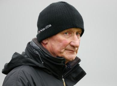 Kilkenny's manager Brian Cody.