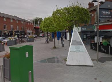 The Deirdre Kelly memorial in Ranelagh